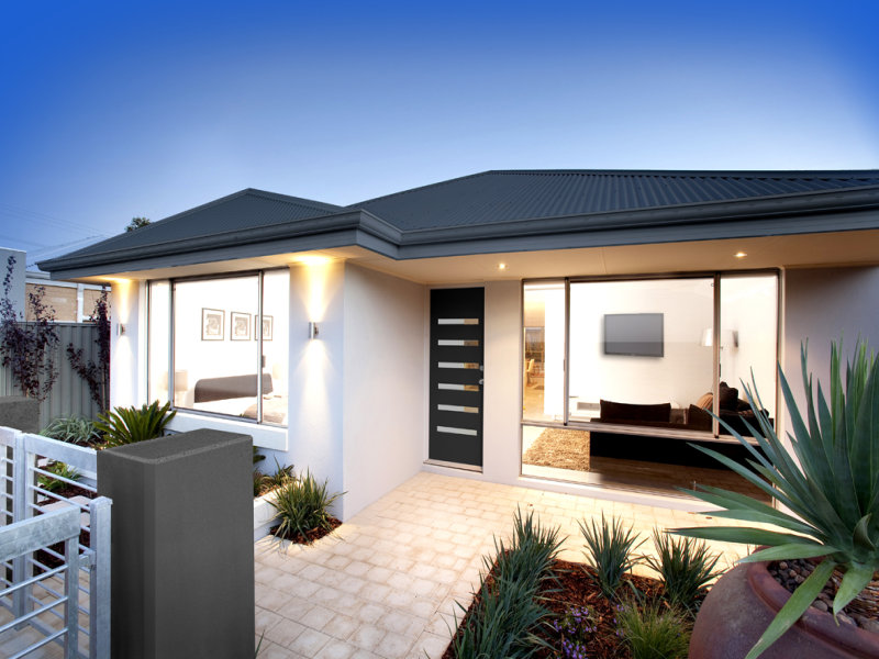 Jarrah jungle picking our exterior house colours - Modern exterior paint colours paint ...