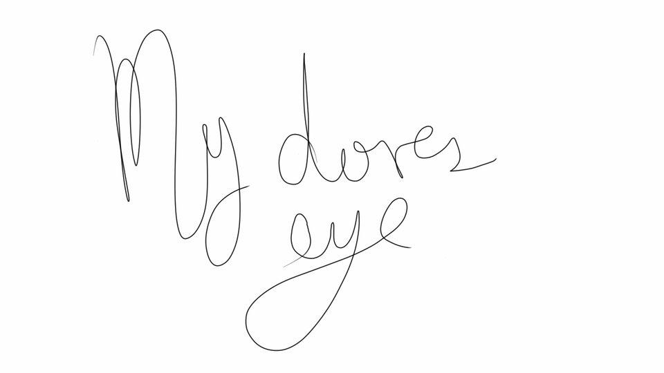 my doves eye