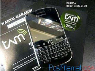 Alamat Service Center Blackberry TAM Resmi di Indonesia