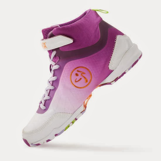 Zumba Flex High shoe