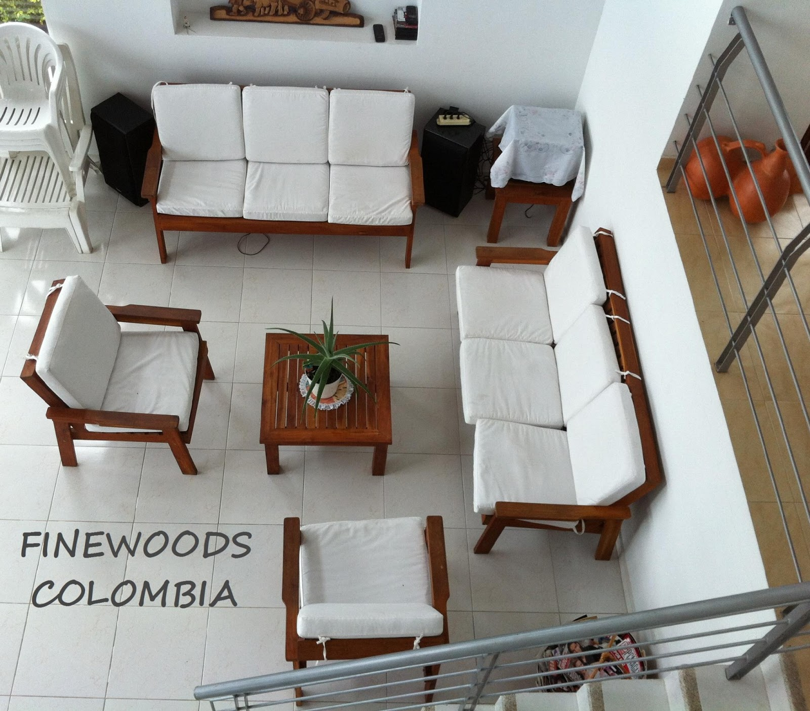 Finewoods Colombia Muebles Exterior