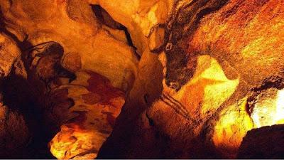 Grotte De Font De Gaume, Prancis