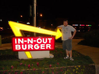 Nerlin Ian in and out burger sign