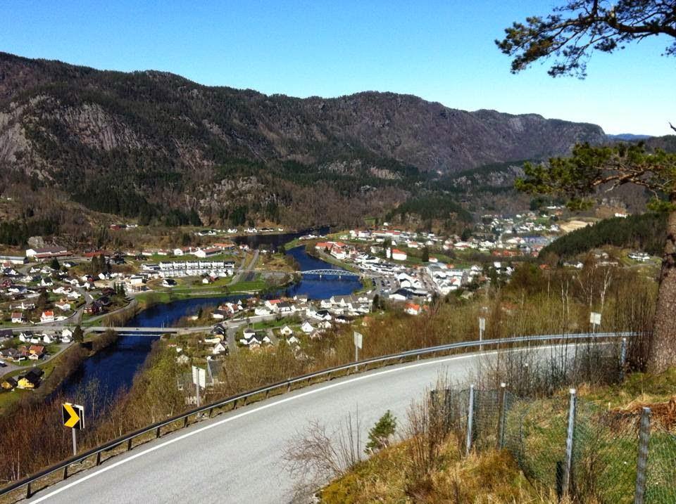 Kvinesdal, Vest-Agder, Sørlandet, Norway (Photo by TMG)