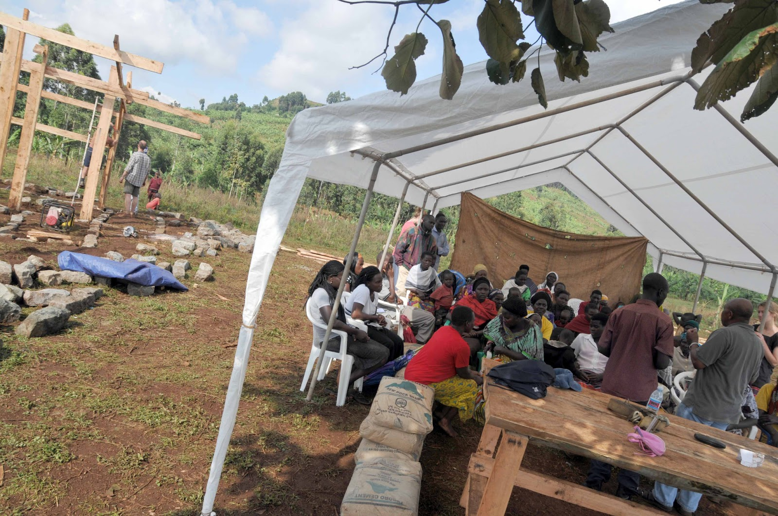 Afrika-Workcamps 2006/7/8/9/10...2018: März 2013