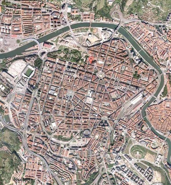 Restaurante-La-Masia-Bilbao-Mapa