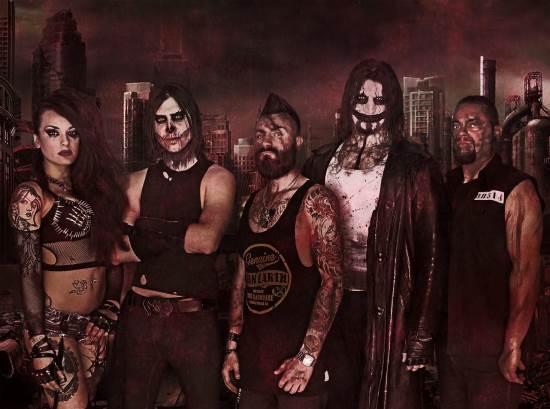"THE SILVERBLACK: Ακούστε το νέο τους κομμάτι ""As Good As Dead"""