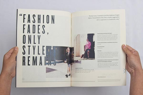 40 inspirational clothing and fashion catalogues