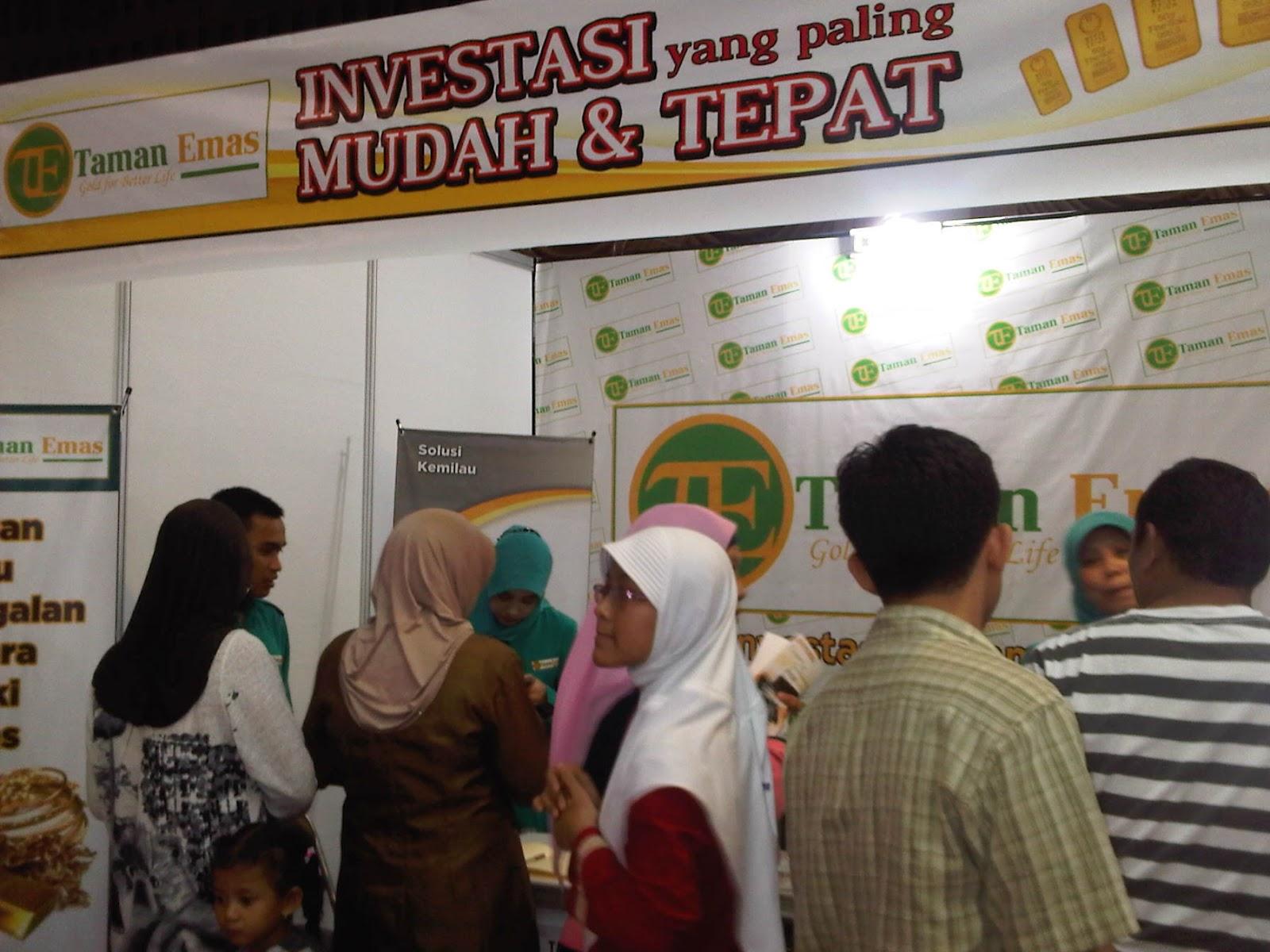 TAMAN EMAS  Tiga Cara Mereguk Keuntungan Dari Investasi Emas Batangan be920e1b98
