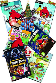 Angry Birds Collection 2013