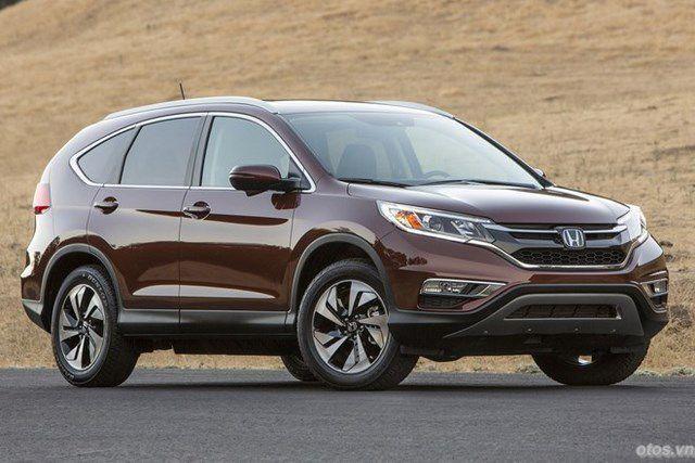 Xe Honda CRV 2015 sụt giảm doanh số
