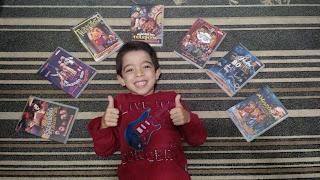 Box Grandes Coleções Espetáculos Infantis