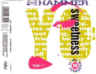 MC Hammer – Yo Sweetnes (CDS) (1991) (320 kbps)