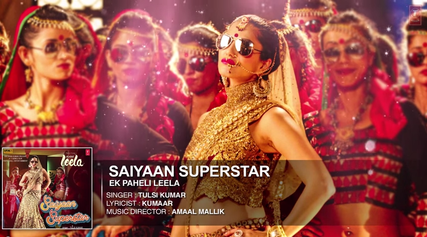 Saiyaan Superstar - Sunny Leone Full Mp3 Song Download Ek Paheli Leela