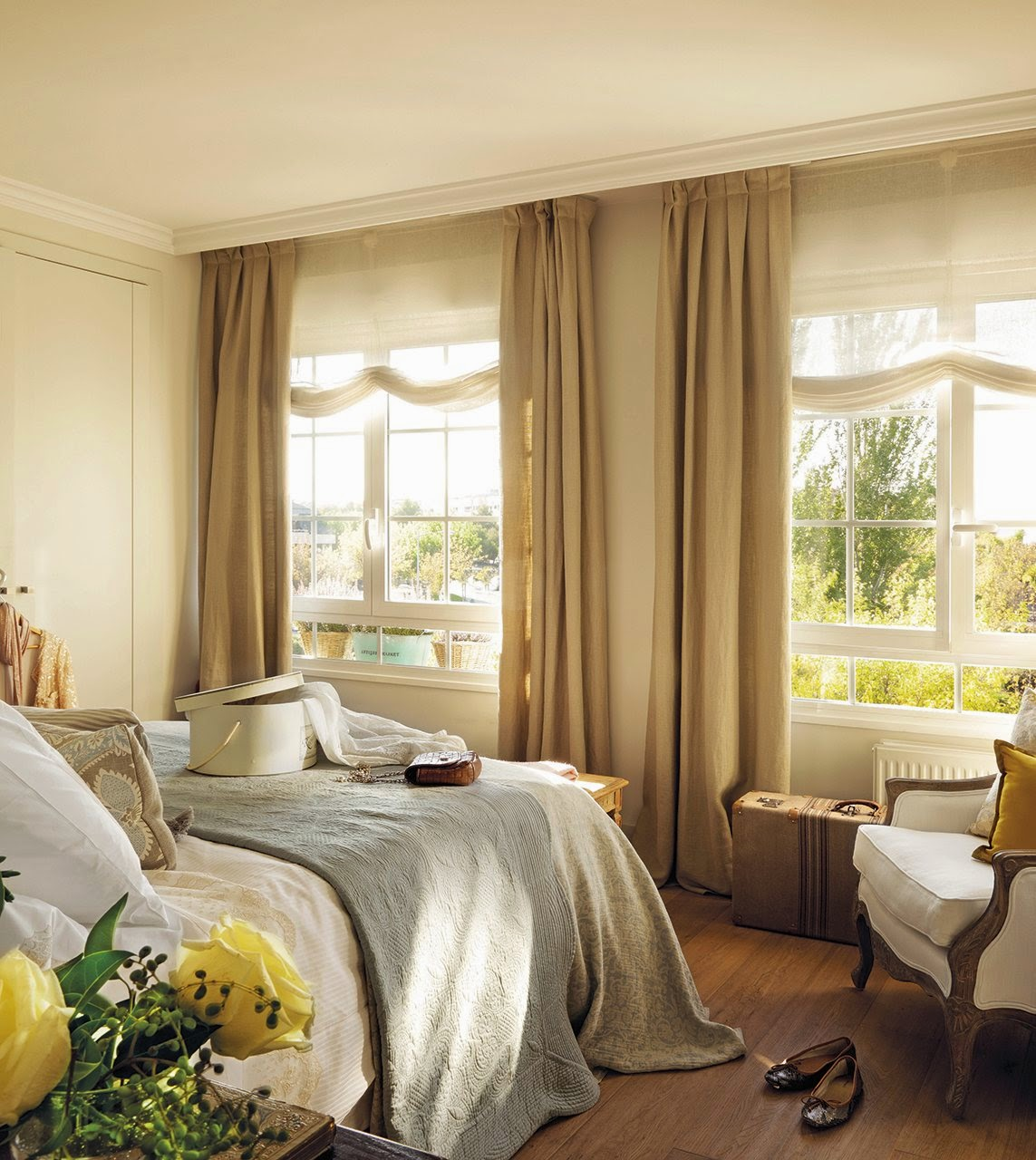 Detalhes do c u quartos para inspirar - Butaca dormitorio ...