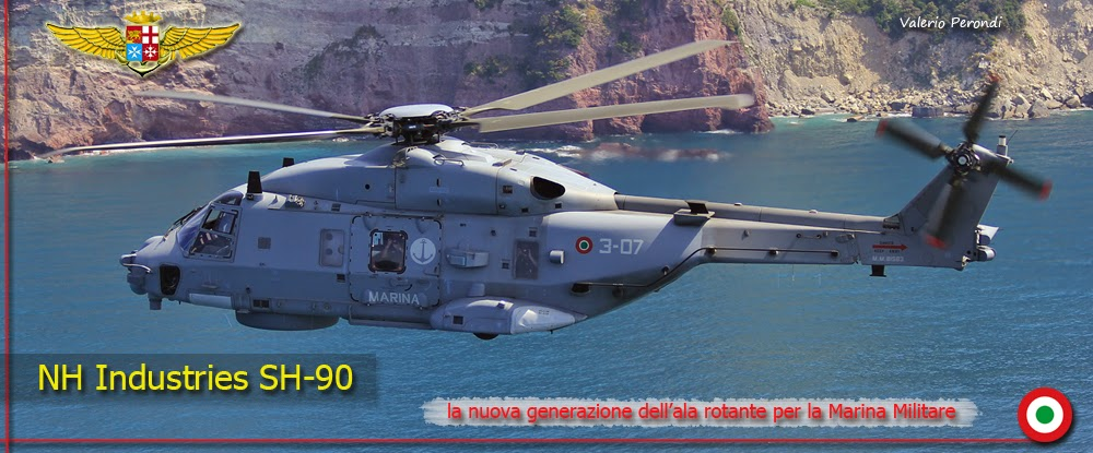Elicottero Sh 90 Marina Militare : Aviation air routes news sh la nuova generazione dell