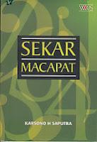 toko buku rahma: buku SEKAR MACAPAT, pengarang karsono saputra, penerbitwedatama widya sastra