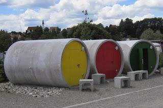 Meiselbach mobilheime das beton hotel - Weinfass als gartenhaus ...