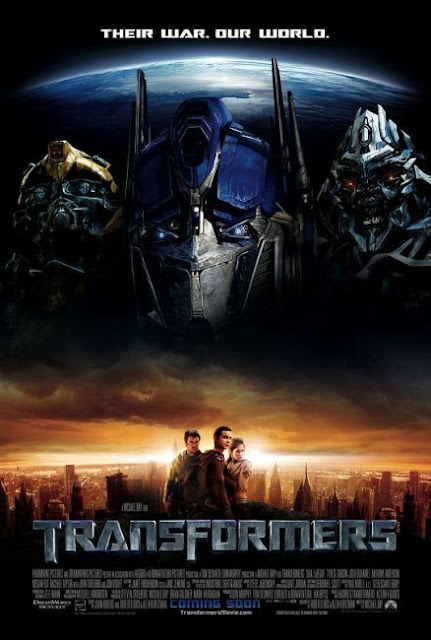 Transformers 1, 2 y 3 (Trilogía) (2007-2009-2011) BrRip 1080p Latino