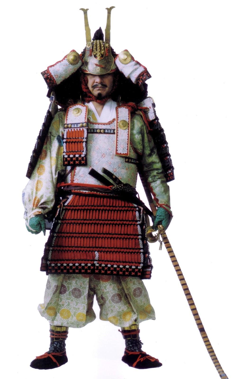 Kenshi la cultura detras del anime armaduras samurai clase ohyoroi