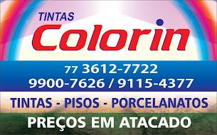 TINTAS COLORIN