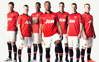 Team of Manchester United 2013