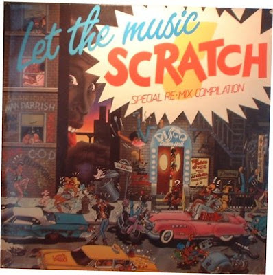 Various ‎– Let The Music Scratch (1984, Vinyl Mixed, 192)