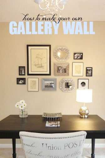 Ways To Decorate Your Walls creative kitchen wall ideas photo I Have A Really Handy Trick That Helps Me Create Layouts For My Gallery Walls That You Can Read About Here