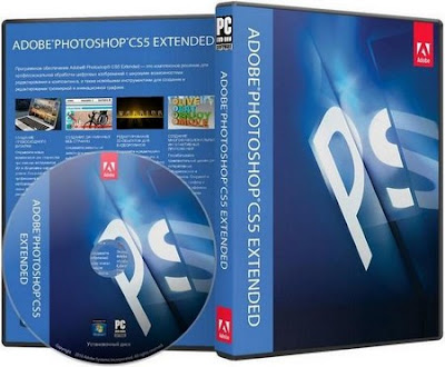 Downoad Adobe Photoshop CS5 Extended 2011 Full + Crack