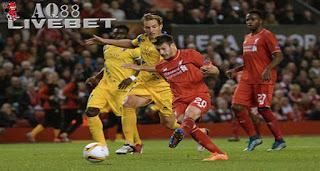 Agen Piala Eropa - Liverpool kembali gagal meraih poin penuh dalam lanjutan laga fase grup Liga Europa.