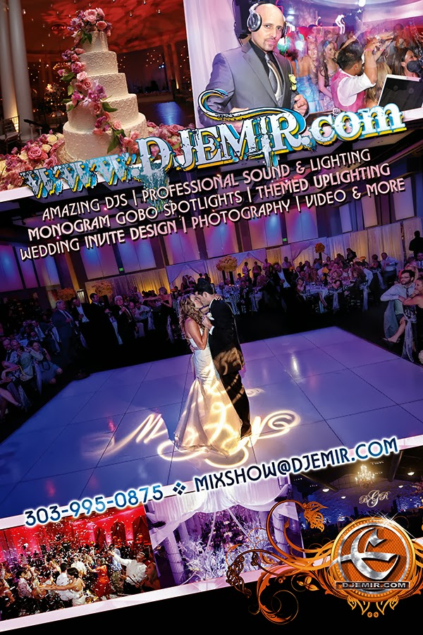 Amazing Denver Wedding DJ And Photography Services