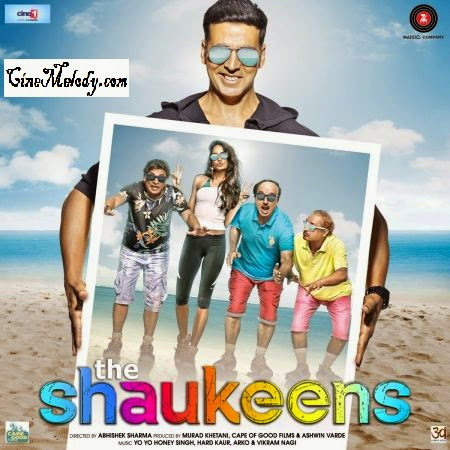 The Shaukeens Telugu Mp3 Songs Free  Download  2014