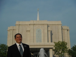 Alex at the St. Louis Temple