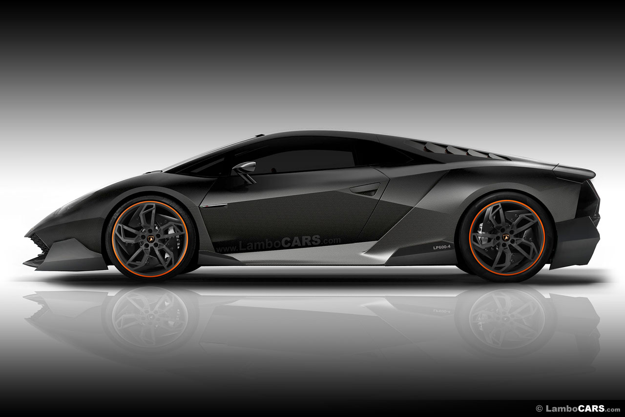 Lamborghini Sinistro 2013 By Maher Thebian