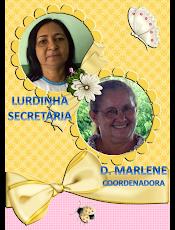 SECRETÁRIA E COORDENADORA
