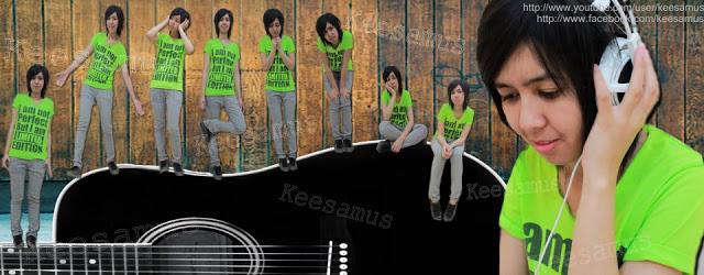 Ini Dia Gadis Thailand Fenomenal yang Bangga dengan Band Indonesia