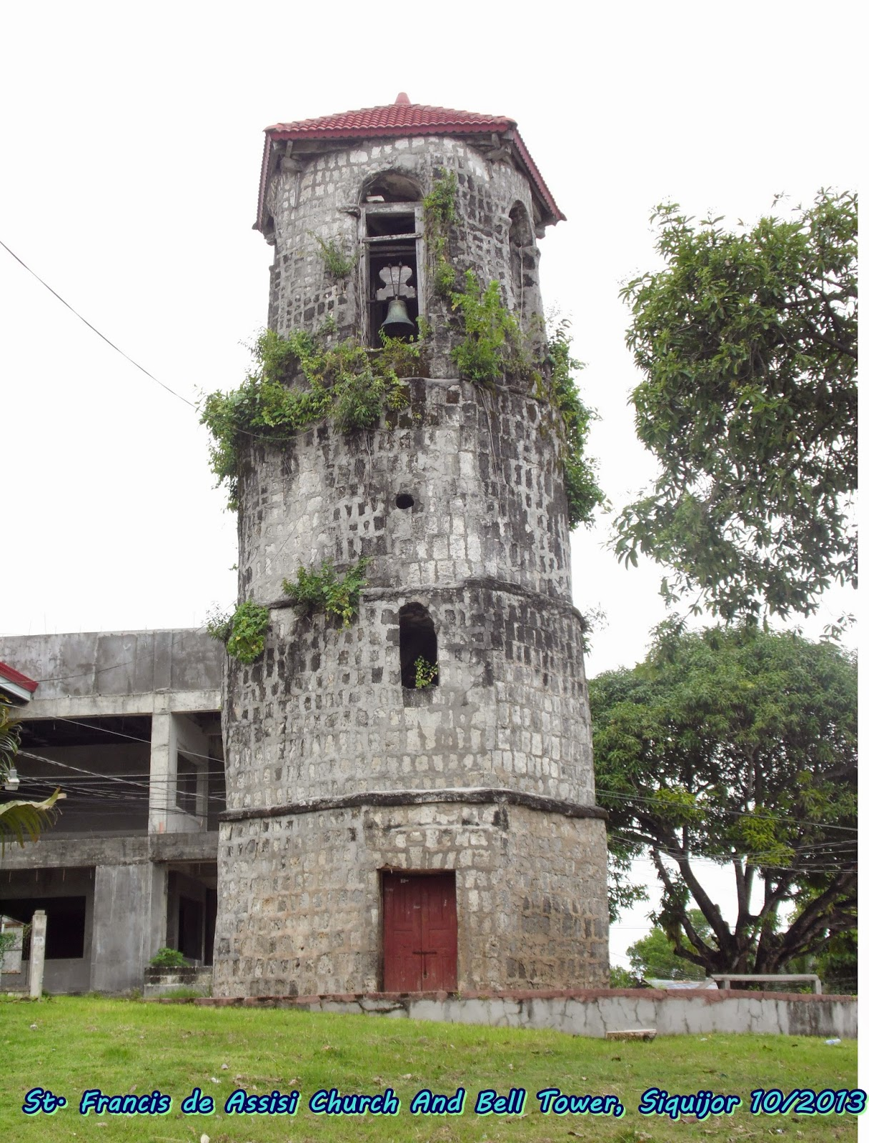 St. Francis de Assisi Bell Tower, Siquijor