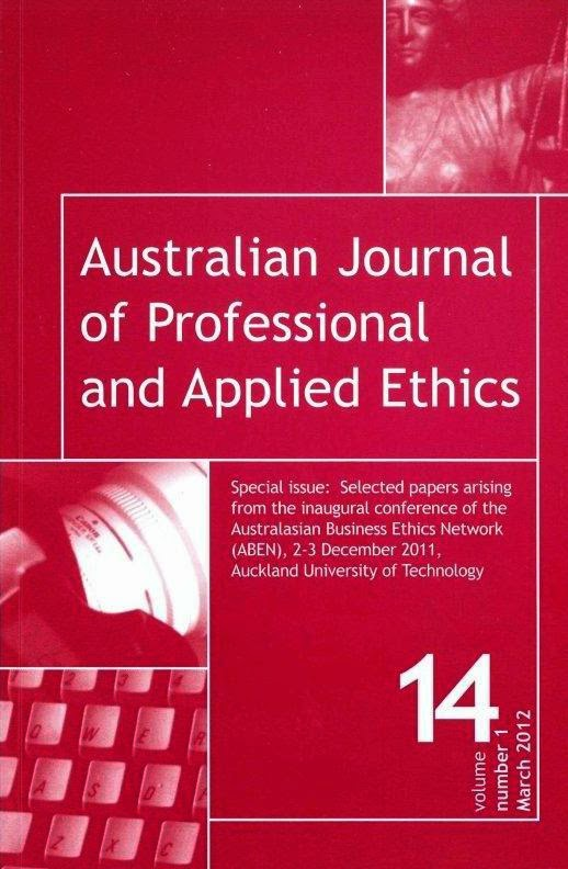 business ethics research paper pdf
