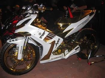modifikasi motor jupiter mx 135 cc