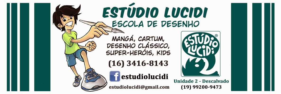 Estúdio Lucidi - Escola de desenho
