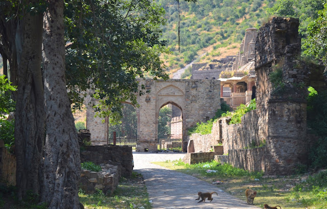 Bhangarh Fort- Haunted Places in Rajasthan