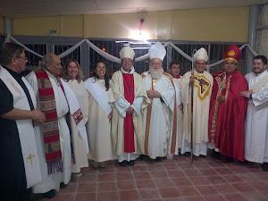 Miembro de la Comunión Anglicana Libre - La Iglesia Episcopal Libre