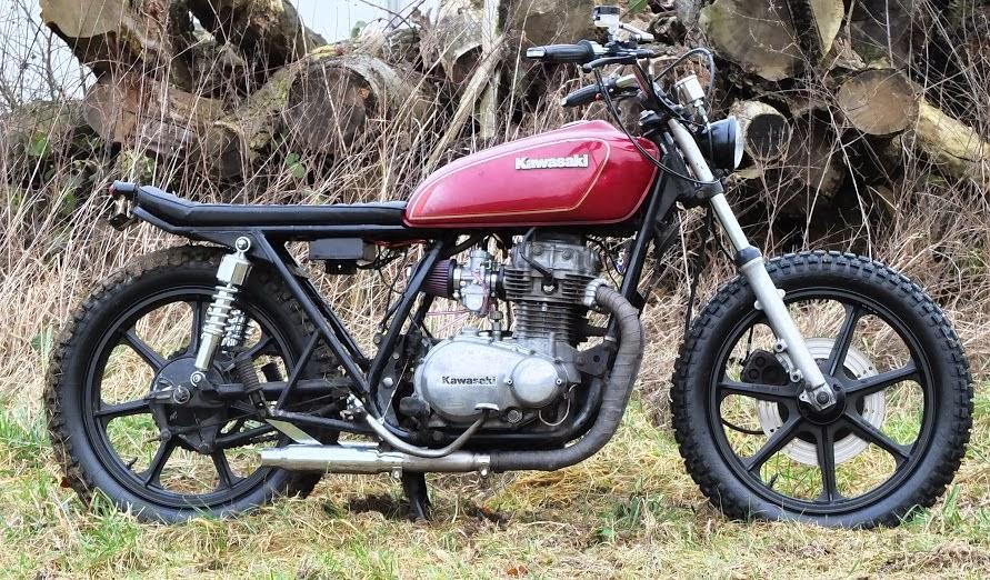 Red Kawasaki Ltd