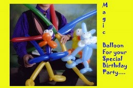 Magic Balloon Show
