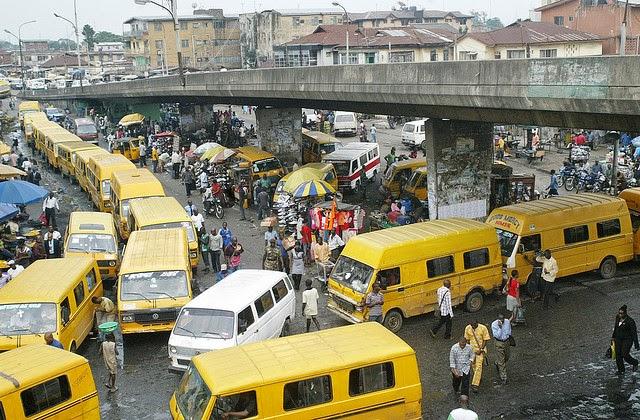 traffic jam in lagos state nigeria