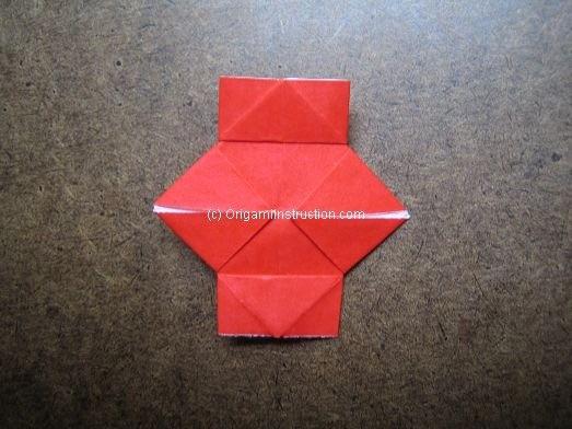 Origami Instruction Origami Chinese Lantern