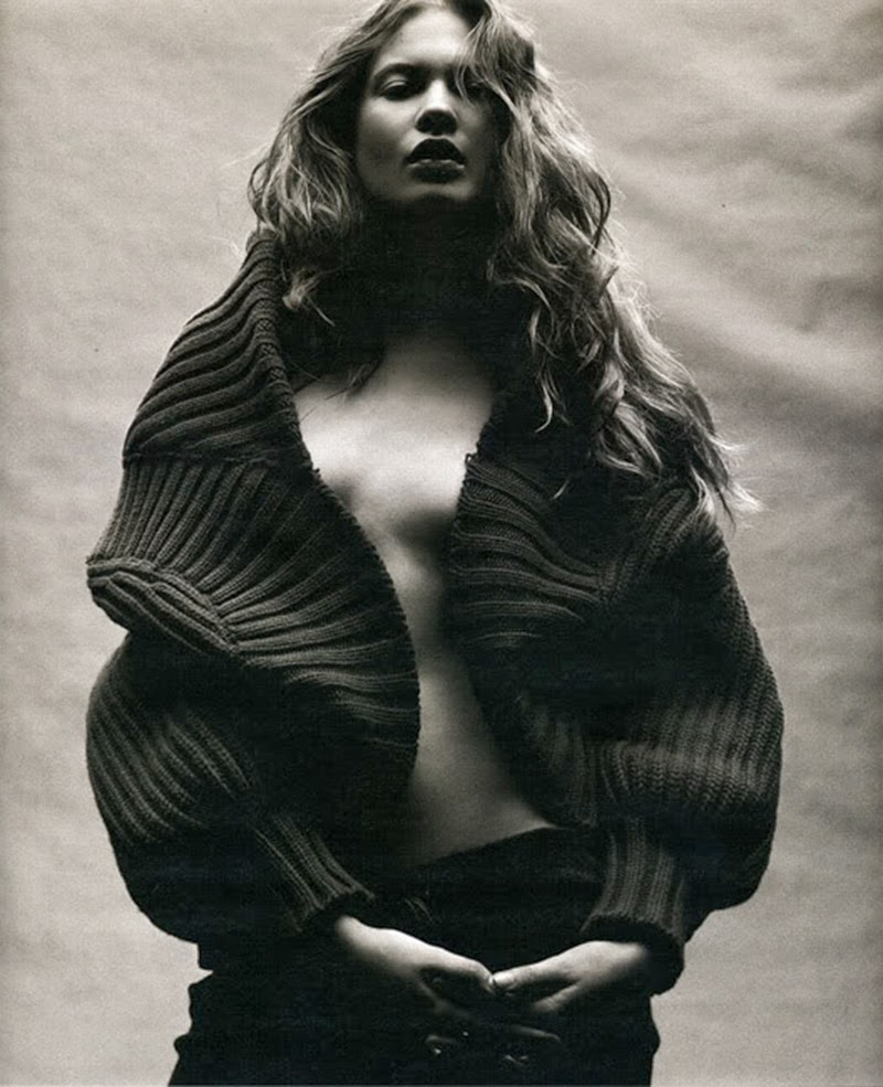 'RELAX' BY MICHAEL THOMPSON FOR W MAGAZINE JULY 2006