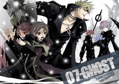 Actu Manga, Manga, 07-Ghost, Comic Zero-Sum, Studio Deen, Yuki Anemiya, Yukino Ichihara,