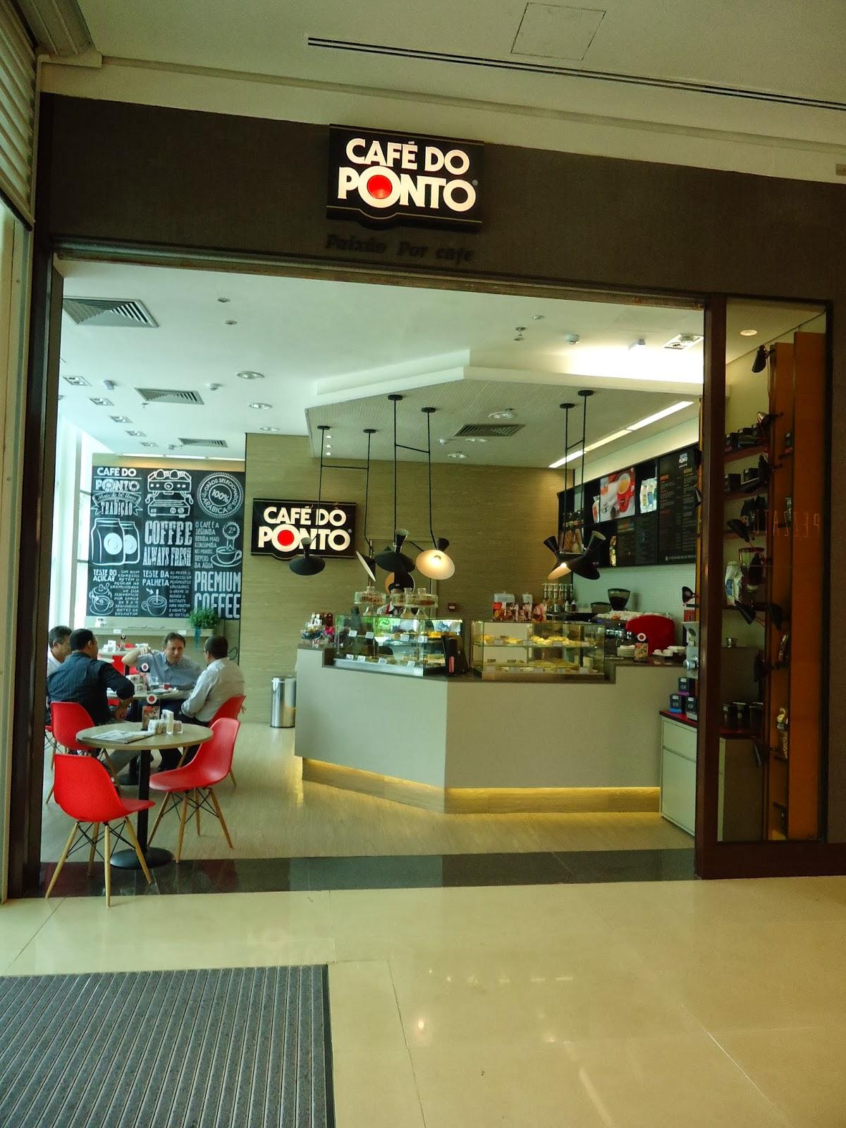 O CAFÉ DO PONTO abriu as portas na 8ª expansão do Ribeirão Shopping. Com  aquele cafezinho especial que só ele tem, a casa oferece uma infinidade de  bebidas ... 01cd0512aa