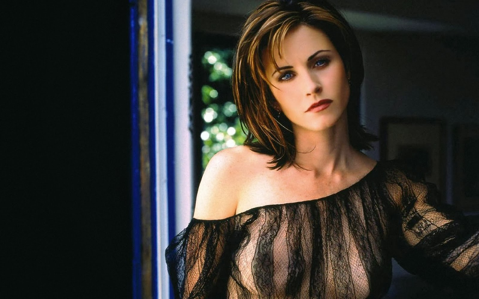 Courtney cox hot